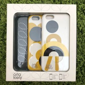 Orla Kiely 6/6s iPhone Case Set